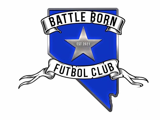 Battle Born FC logo