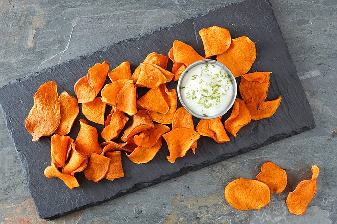 If you go to a big game party and bring dip, be sure to bring chips.