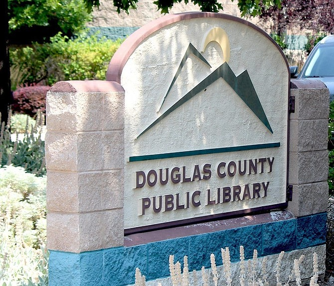 The Douglas County Public Library will open for browsing.