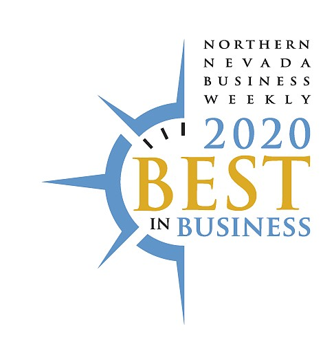 2020 NNBW Best in Business logo.