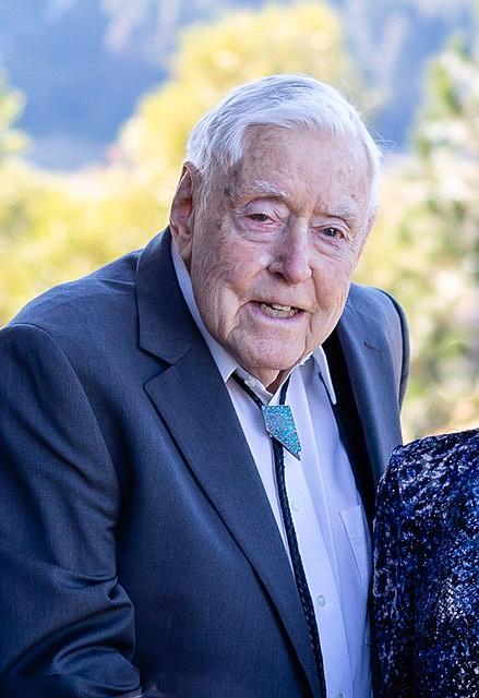 Former Carson City Mayor Harold Jacobsen.