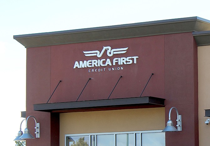 Northern Nevada's first America First Credit Union is scheduled to open in Douglas County on Tuesday.