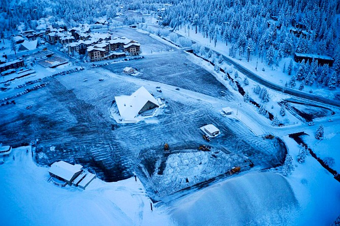Squaw Valley Alpine Meadows and the area's other ski resorts have been forced to deal with restrictions surrounding resort operations this season.