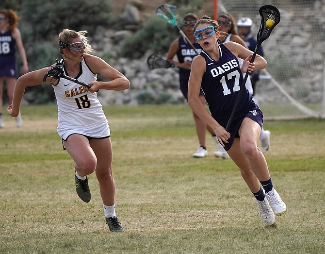 Oasis Academy senior Taryn Barrenchea and the rest of the school were left in the dark on whether a lacrosse season will happen after last week's state announcement.
