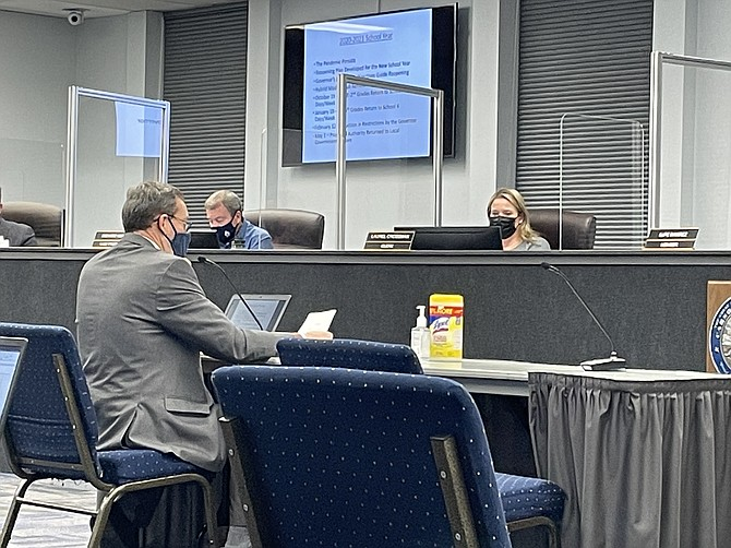 Photo: Jessica Garcia/Nevada Appeal 