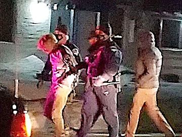 A California man was arrested after an hours long standoff in South Lake Tahoe.