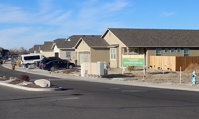 As more companies look to Churchill County, demand for more housing is rising. During the past two years, new subdivisions and housing construction are popping up in both the county and the city of Fallon.