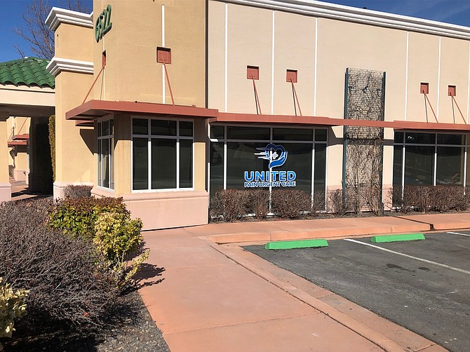 United Pain Urgent Care is located at 6522 S. McCarran Blvd., Ste. A, in Reno.