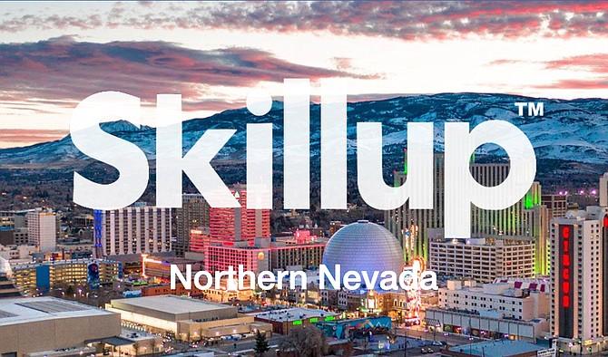 SkillUp Northern Nevada logo.