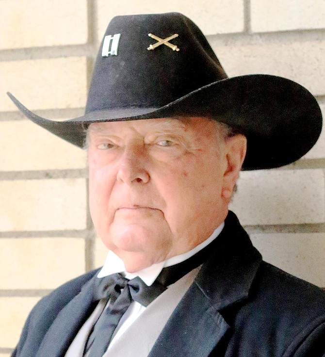 Douglas County Commission Chairman John Engels