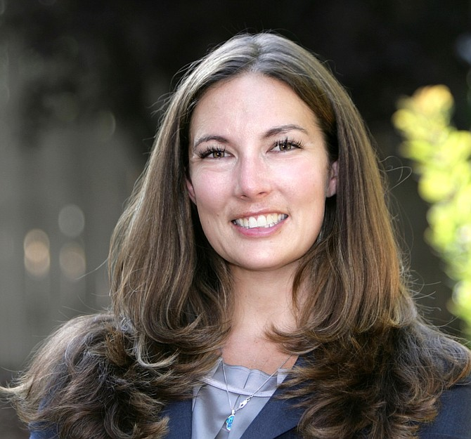 In addition to her work with the Washoe County Public Defender's Office, Kendra Bertschy is a board member with the Washoe CASA Foundation.
