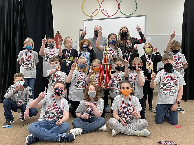 Fritsch Elementary School's archery team took home the state title for the first time in its program history.