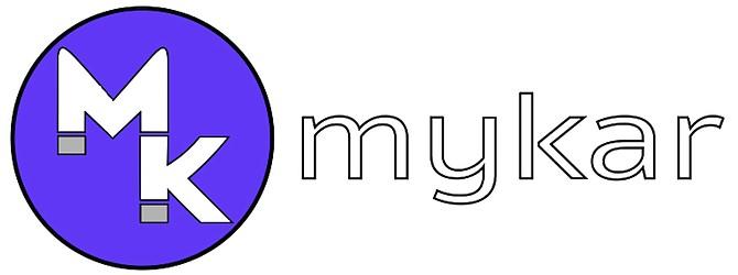 MyKar company logo.