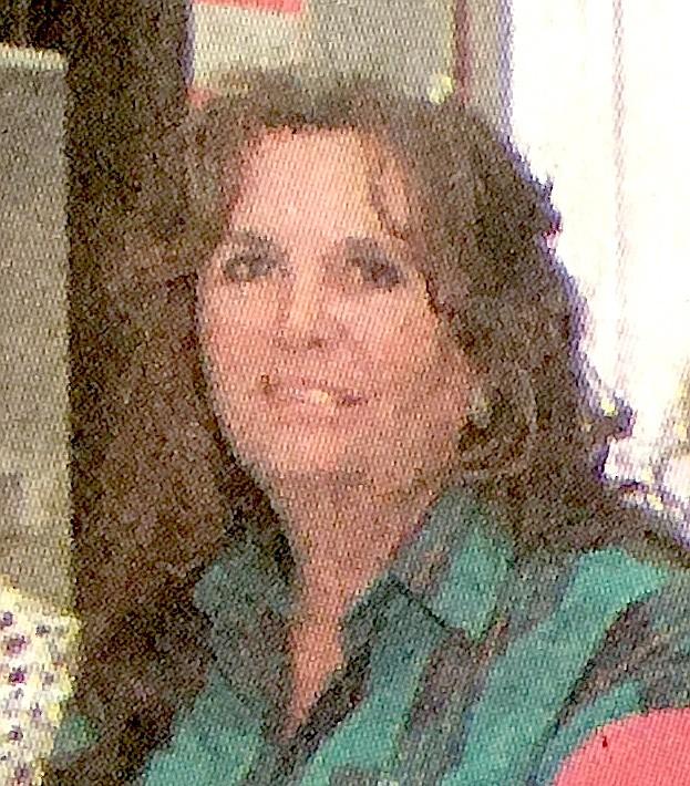 Sallie Joseph in 2003.