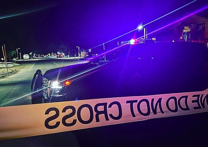 South Lake Police are investigating a shooting.