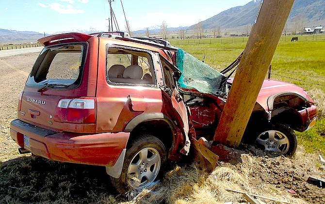 Nevada Highway Patrol photo