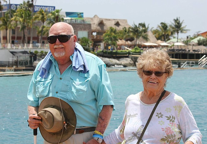 Craig and Charlene Chambers