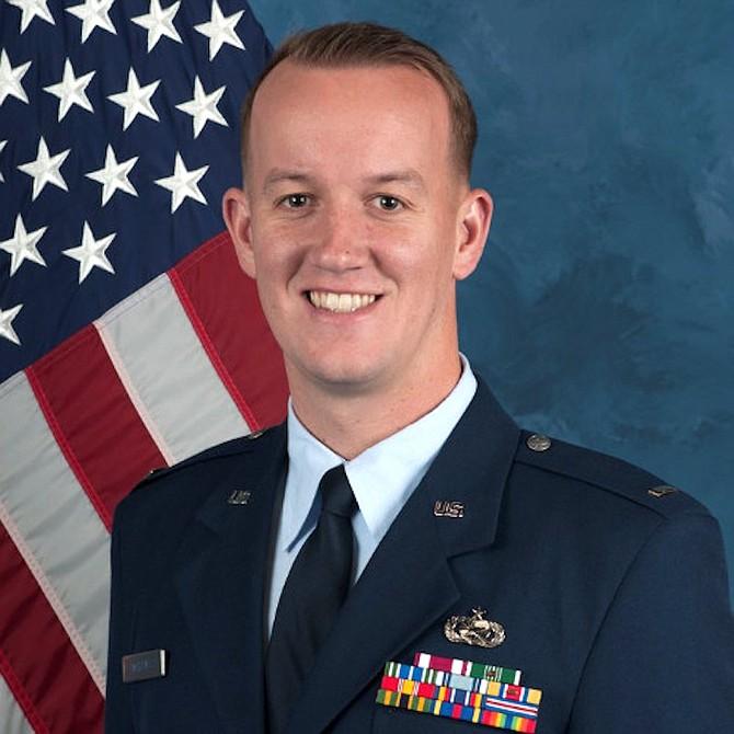 1st Lt. Emerson Marcus