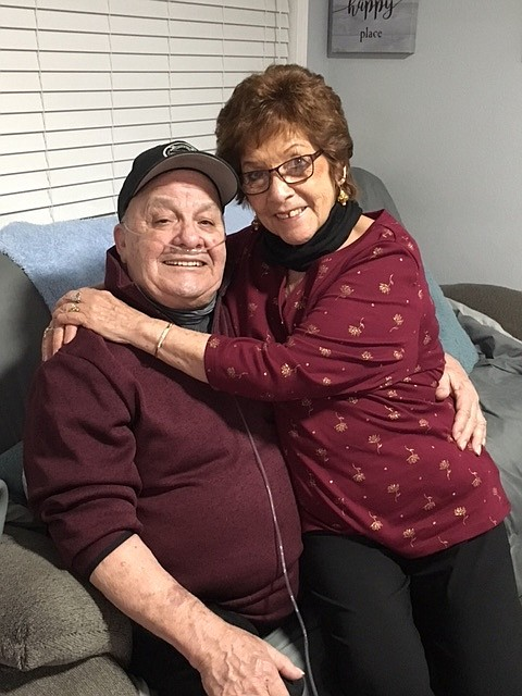 Jessie and Susan 'SUPI' Pimental of Carson City