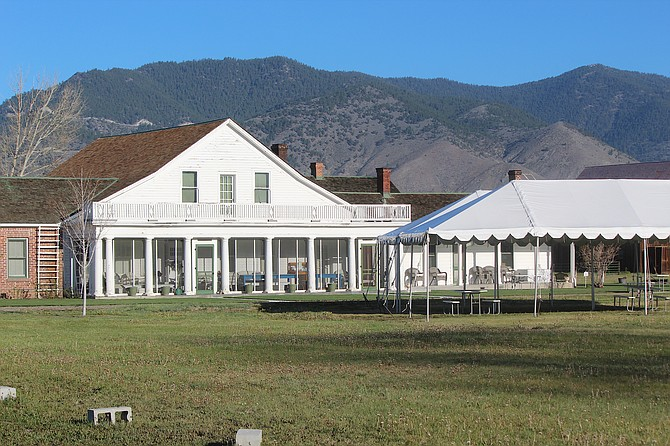 The Dangberg Historic Home Ranch is ready for events including one featuring Sheriff's Sgt. and Reno Philharmonic cellist John Lenz on June 19.