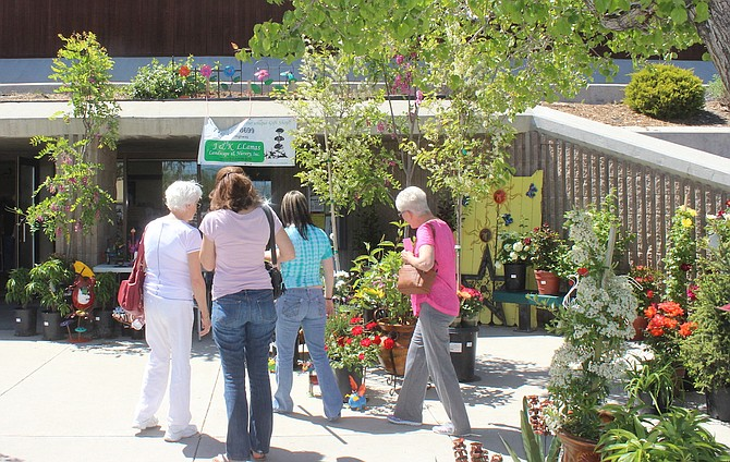 The annual Soroptimist Home and Garden Show returns for its 20th year this weekend at the Fallon Convention Center.