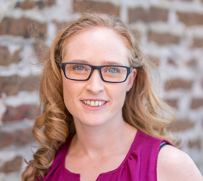 Krissa Watry, founder and CEO of Dynepic, is a graduate of MIT and a veteran of the U.S. Air Force (2002-07).