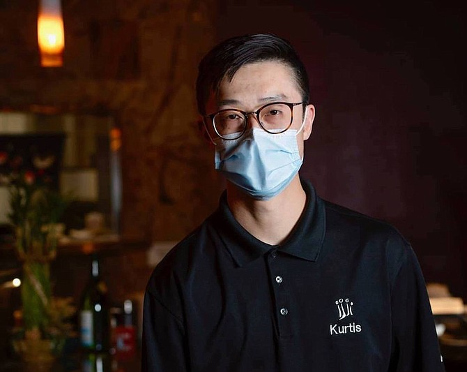 Kurtis Tan is the general manger and head chef at Ijji Noodle House & Poke Don, which opened in 2019 in South Reno.