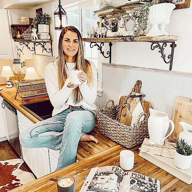 Holly Waszkiewicz, owner of Candles With a Cause and event organizer, is raising awareness and funds for Northern Nevada Peer Support Network to support mental health resources and support for first responders, veterans and hospital support staff.