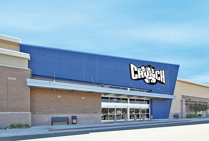 Crunch Fitness recently signed a long-term lease for the 30,000-square-foot anchor space at 1315 Scheels Drive, previously occupied by Best Buy.