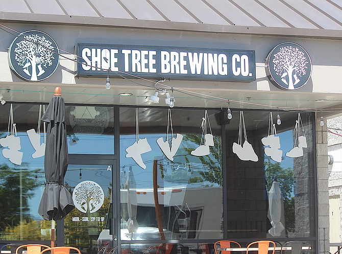 Shoe Tree Brewery opened in Minden recently. The brewery located next door to the Ironwood Cinemas has been in the works since  before the pandemic.
