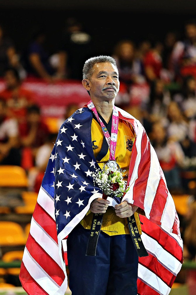 Carson City's Chi Duong will compete in the Taekwondo Western Regionals on June 11-13.