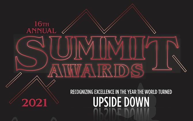 16th annual Summit Awards logo.
