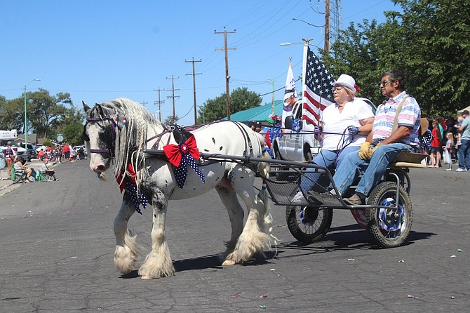 Entry applications are now being taken for the Fourth of July parade.