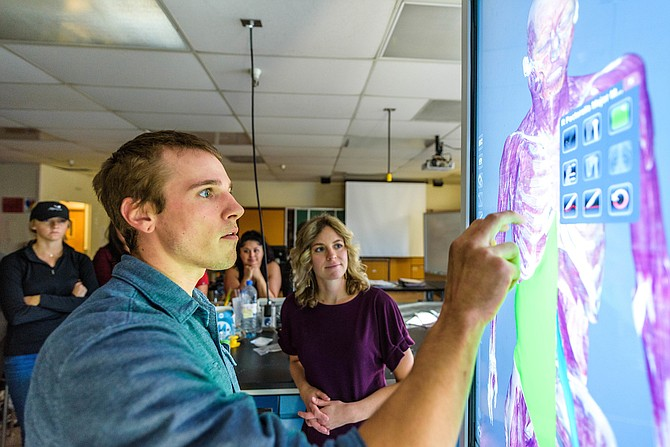 Western Nevada College is offering in-person classes for summer session.