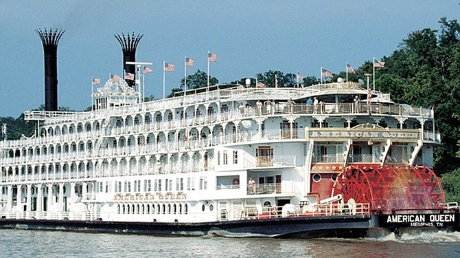 Enjoy the river made famous by Mark Twain as you cruise on the American Queen along the lower Mississippi next April.