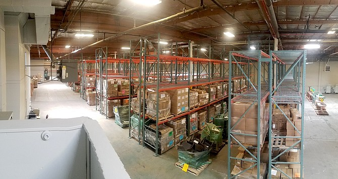 Spearpoint Logistics, a Delaware-based third-party logistics company, moved into a 50,000-square-foot facility, seen here, at 1280 Icehouse Ave. in Sparks.
