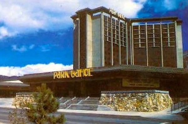 The Park Tahoe in Stateline opened in 1978. From the Bill Kingman Collection