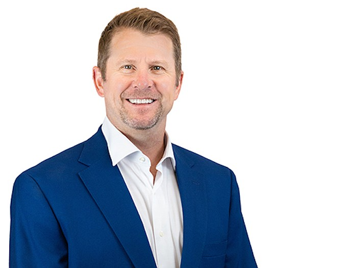 Scott Shanks, principal of Dickson Commercial Group.