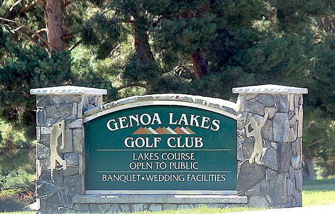While an ordinance before county commissioners on Thursday would affect any golf course in the county, concerns by Genoa Lakes residents about the potential closure of that golf course raised the issue.