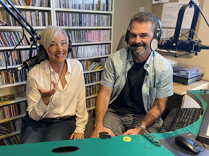 Hosted by Kitty McKay and Ken Farley My Soul University Radio Hour airs on KNVC 95.1, Carson City's Community Radio station at 5 p.m. Sunday.