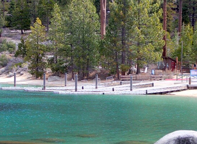 Incline Village's boat ramp is closing on Sunday leaving only two public boat launches on Lake Tahoe, including Cave Rock State Park. Photo by Bill Rozak
