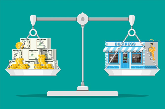 If you have a profitable business in a growing industry, now might be a great time to sell.