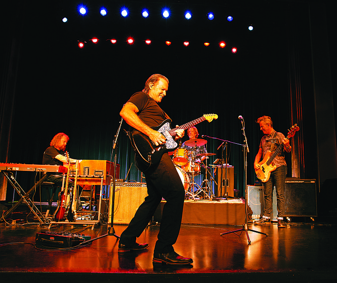 Tommy Castro & The Painkillers perform Saturday night in Carson City at the Brewery Art Center's Levitt AMP Concert Series. (Photo: Jayson Carpenter)