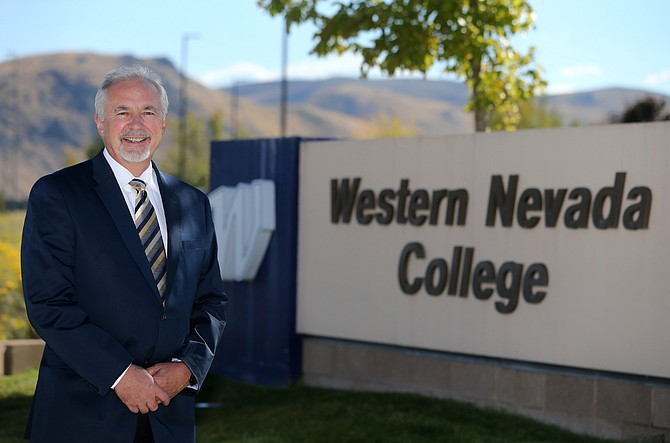WNC emeritus appointee Mark Ghan served as president, vice president and legal counsel during his time at the college.