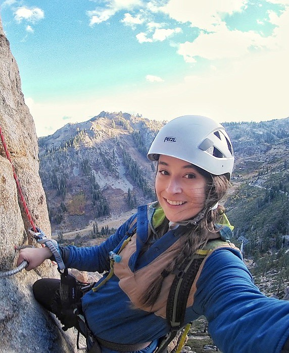 """Freelance writer and author Suzie Dundas is getting ready to release her new book """"Hiking Lake Tahoe: A History and Travel Guide."""""""
