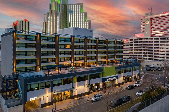 The sale of 3rd Street Flats, formerly the Kings Inn, in downtown Reno is slated to close at the end of July. Bentar Development and Basin Street Properties originally sold the 94-unit building in 2017 for $18.6 million.