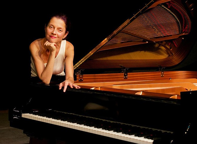 Nada the pianist will be performing with the Tahoe Symphony.