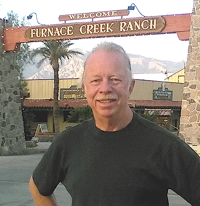 """Author David Woodruff will give a presentation on his book series """"Tales Along El Camino Sierra,"""" 10 a.m. Aug. 7."""