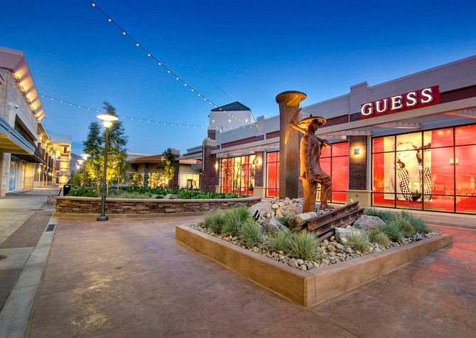 The Outlets at Legends in Sparks is owned and managed by RED Development.