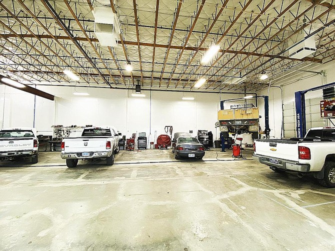 A look inside the new Neff's Diesel Repair & Performance location at 3720 Idaho St. in Elko.